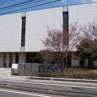 横浜市久保山霊堂-外観