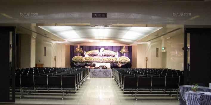 横浜市久保山霊堂(横浜久保山霊堂)外観02